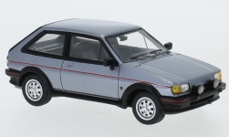 Modelcar - <strong>Ford</strong> Fiesta MkII XR2, metallic-grey, 1984<br /><br />Neo, 1:43<br />No. 185914