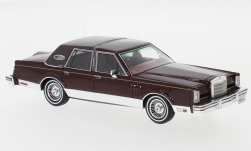 Modellauto - <strong>Lincoln</strong> Continental Mark VI Signature Series, metallic-dunkelrot, 1980<br /><br />Neo, 1:43<br />Nr. 186317