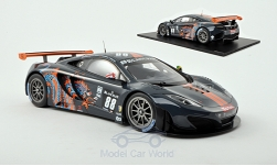 Modellauto - <strong>McLaren</strong> MP4-12C GT3, No.88, Von Ryan Racing, FIA GT3, 24h Spa, R.Barff/C.Goodwin/A.Parente/R.Wills, 2012<br /><br />TrueScale Miniatures, 1:18<br />Nr. 186979