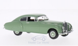 Modellauto - <strong>Bentley</strong> R-Type Continental, hellgrün, 1955<br /><br />Minichamps, 1:43<br />Nr. 189035