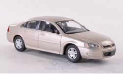 Modellauto - <strong>Chevrolet</strong> Impala, metallic-beige, 2011<br /><br />American Heritage Models, 1:43<br />Nr. 190232