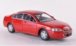 Modellauto - <strong>Chevrolet</strong> Impala, rood, 2011<br /><br />American Heritage Models, 1:43<br />Nr. 190233