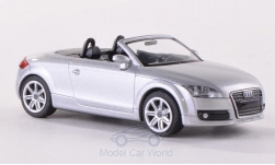 ModelCar - <strong>Audi</strong> TT Roadster (8J), silber, 2007<br /><br />I-Wiking, 1:87<br />No. 191109