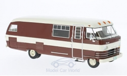 Modelcar - <strong>Dodge</strong> Travco brown/white, 1963<br /><br />Neo, 1:43<br />No. 192367