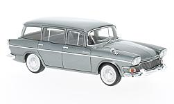 Modelcar - <strong>Humber</strong> super Snipe Estate, metallic-grey, RHD, 1963<br /><br />Neo, 1:43<br />No. 192380