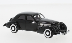 ModelCar - <strong>Cord</strong> 812 Supercharged Sedan, schwarz, 1937<br /><br />Neo, 1:43<br />No. 192616