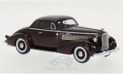 Modelcar - <strong>LaSalle</strong> series 50 Coupe, dark red, 1937<br /><br />Neo, 1:43<br />No. 192626