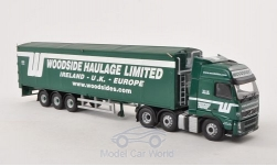 Modellauto - <strong>Volvo</strong> FH (Face Lift), Woodside Haulage Limited, Schubboden-SZ<br /><br />Corgi, 1:50<br />Nr. 192663