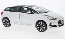 Modellauto - <strong>Citroen</strong> DS5, metallic-weiss, ohne Vitrine, 2011<br /><br />Norev, 1:18<br />Nr. 192787