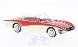 Modelcar - <strong>Buick</strong> Centurion  XP-301, red/white, Concept, 1956<br /><br />Neo, 1:43<br />No. 193473