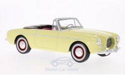 Modelcar - <strong>Volvo</strong> P1900, light yellow, 1956<br /><br />BoS-Models, 1:18<br />No. 193563