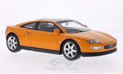 Modellauto - <strong>Audi</strong> Quattro Spyder, oranje, 1991<br /><br />BoS-Models, 1:18<br />Nr. 193572