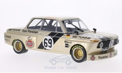 voiture miniature - <strong>BMW</strong> 2002 Gr.2, No.69, GS tuning, Warsteiner, DRM, J.Obermoser, 1975<br /><br />BoS-Models, 1:18<br />N° 193576