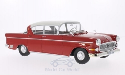 Modelcar - <strong>Opel</strong> captain P 2.5, red/white, 1958<br /><br />BoS-Models, 1:18<br />No. 193578