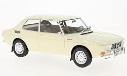 Modelcar - <strong>Saab</strong> 99, beige, 1971<br /><br />BoS-Models, 1:18<br />No. 193745