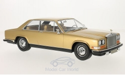 Modelcar - <strong>Rolls Royce</strong> Camargue, gold, 1975<br /><br />BoS-Models, 1:18<br />No. 193754