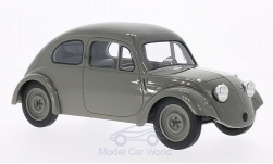 Modelcar - <strong>VW</strong> Typ V3, grey, testcar, 1936<br /><br />BoS-Models, 1:18<br />No. 193765