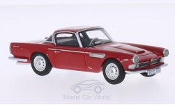 Modelcar - <strong>BMW</strong> 3200 Michelotti Vignale, red, 1959<br /><br />BoS-Models, 1:43<br />No. 193817