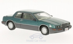 Modelcar - <strong>Buick</strong> Riviera 88, dunkeltürkis/grey, 1988<br /><br />BoS-Models, 1:43<br />No. 193925