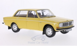 Modelcar - <strong>Volvo</strong> 144, yellow, 1970<br /><br />BoS-Models, 1:18<br />No. 194148