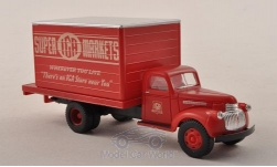 Modellauto - <strong>Chevrolet</strong> Delivery Truck, IGA Supermarkets<br /><br />Classic Metal Works, 1:87<br />Nr. 194154