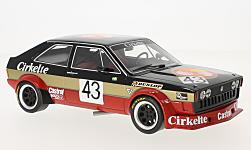 Modellauto - <strong>VW</strong> Scirocco I Gr.2, No.43, TL Racing AB, Cirkelte, ETCC, Lindström/Wiedesheim, 1979<br /><br />BoS-Models, 1:18<br />Nr. 194350