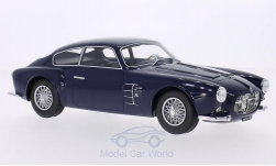 Modellauto - <strong>Maserati</strong> A6G 2000 Zagato, donkerblauw, 1956<br /><br />BoS-Models, 1:18<br />Nr. 194351