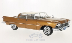 Modelcar - <strong>Imperial</strong> Crown Southampton, copper/light beige, without showcase, 1957<br /><br />BoS-Models, 1:18<br />No. 194377