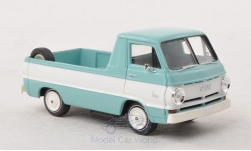 Modelcar - <strong>Dodge</strong> A 100, light turquois/white<br /><br />Brekina, 1:87<br />No. 195117