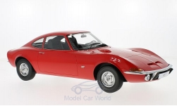 Modelcar - <strong>Opel</strong> GT, red, 1968<br /><br />Premium ClassiXXs, 1:12<br />No. 195468