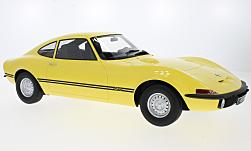 Modellauto - <strong>Opel</strong> GT/J, gelb<br /><br />Premium ClassiXXs, 1:12<br />Nr. 195469