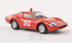 Modellauto - <strong>Abarth</strong> OT 1300 No.90, Mugello, /Hezemans, 1967<br /><br />Best, 1:43<br />Nr. 195497