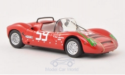 Modellauto - <strong>Abarth</strong> SP 1000, No.59, 1000km Monza, 1968<br /><br />Best, 1:43<br />Nr. 195506