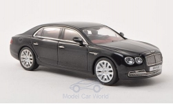 Modellauto - <strong>Bentley</strong> Flying Spoor W12, metallic-zwart<br /><br />Kyosho, 1:43<br />Nr. 196079
