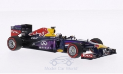 Modelcar - <strong>Red Bull</strong> RB9, No.1, Red Bull Racing, Infiniti, formula 1, GP Bahrain, S.Vettel, 2013<br /><br />Minichamps, 1:43<br />No. 196499