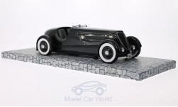 Modellauto - <strong>Ford</strong> Model 40 Special Speedster, dunkelanthrazit, Early Version, Edsel Ford, 1934<br /><br />Minichamps, 1:18<br />Nr. 196544