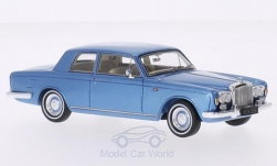 Modelcar - <strong>Bentley</strong> T1 2-Door salon James Young, metallic-light blue, RHD, 1967<br /><br />Spark, 1:43<br />No. 197104
