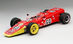 Modellauto - <strong>Lotus</strong> 56, No.60, Indianapolis 500, J.Leonard, J.Leonard, 1968<br /><br />TrueScale Miniatures, 1:18<br />Nr. 197574