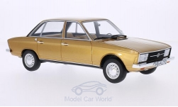 Modelcar - <strong>VW</strong> K 70 L, gold, 1973<br /><br />BoS-Models, 1:18<br />No. 197839