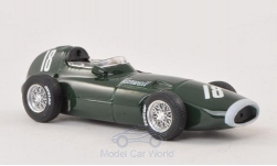 Modellauto - <strong>Vanwall</strong> F.1, No.18, Formel 1, GP Großbritannien, Moss Collection, T.Brooks/S.Moss, 1957<br /><br />Brumm, 1:43<br />Nr. 198684
