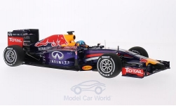 Modelcar - <strong>Red Bull</strong> RB10, No.1, Infiniti, formula 1, S.Vettel, 2014<br /><br />Spark, 1:18<br />No. 198690