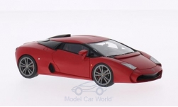 Modelcar - <strong>Lamborghini</strong> 5-95 by Zagato, mat red<br /><br />Look Smart, 1:43<br />No. 199103