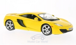 Modelcar - <strong>McLaren</strong> MP4-12C, yellow<br /><br />Bburago, 1:24<br />No. 199679