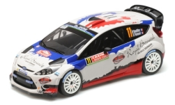 Modellauto - <strong>Ford</strong> Fiesta RS WRC, No.11, M-Sport, Rallye WM, Rally Monte Carlo B.Bouffier/X.Panseri, 2014<br /><br />Minichamps, 1:18<br />Nr. 199774