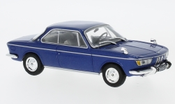 Modellauto - <strong>BMW</strong> 2000 CS, metallic-blau, 1966<br /><br />WhiteBox, 1:43<br />Nr. 199981