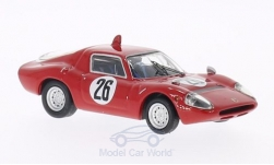 Modellauto - <strong>Abarth</strong> OT 1300, No.26, Trento-Bordone, 1968<br /><br />Best, 1:43<br />Nr. 200126