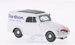 Modellauto - <strong>Fiat</strong> 500C Furgone, Fordson Servizio Clienti, 1950<br /><br />Brumm, 1:43<br />Nr. 200405