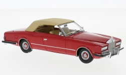 Modelcar - <strong>Rolls Royce</strong> Phantom VI Frua Drophead Coupe, red/beige, 1971<br /><br />Neo, 1:43<br />No. 200769