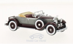 ModelCar - <strong>Packard</strong> 640 Custom Eight Roadster, dunkelrot/grau, 1929<br /><br />Neo, 1:43<br />Nr. 200790