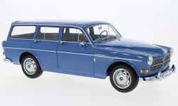 Modelcar - <strong>Volvo</strong> P220 Amazon, blue, without showcase, 1961<br /><br />BoS-Models, 1:18<br />No. 200851